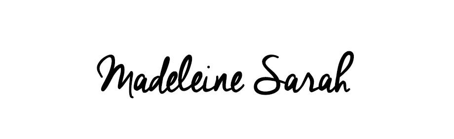 Madeleine Sarah