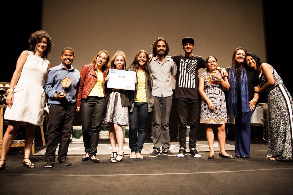 Nossos alunos e professores Premiados pela Fundação Alana