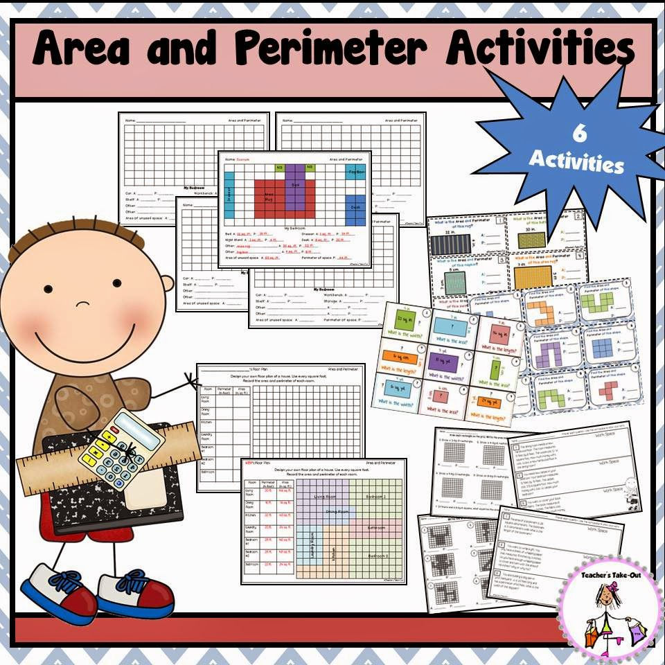 Area and Perimeter Ideas and Activities