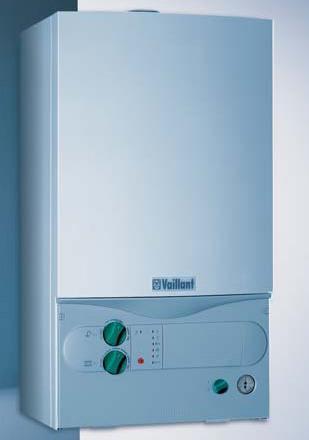 Calderas vaillant calderas de gas - Caldera no calienta agua si calefaccion ...