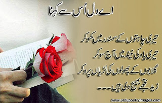 dard urdu poetry