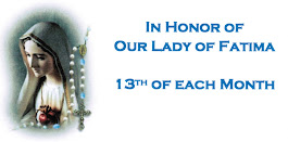 Fatima Bilingual Rosary - 13th of Each Month