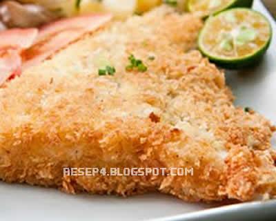 Resep Ikan Goreng Tepung