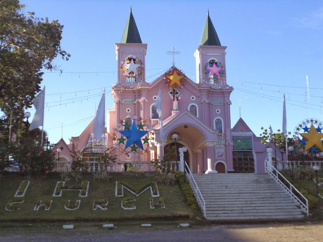 Photo of the Month: Immaculate Heart of Mary Church in Minglanilla, Cebu, Philippines