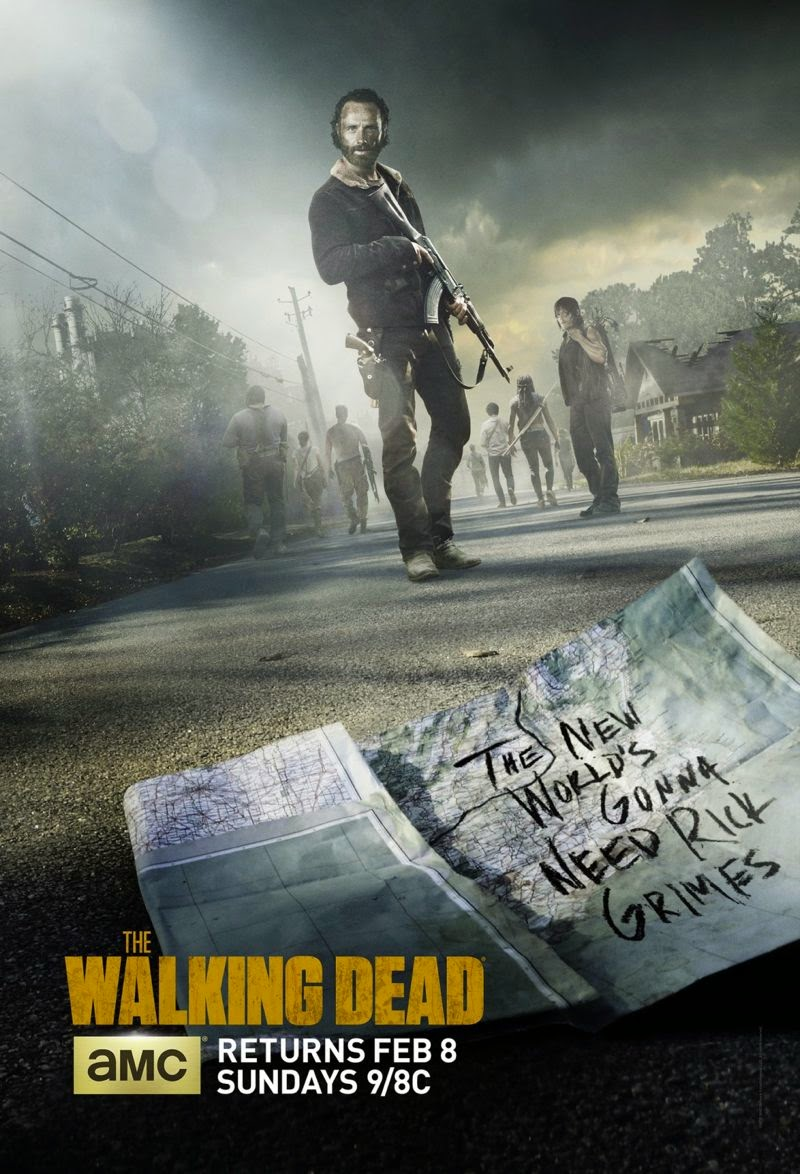 The Walking Dead 2015: Season 5, Episode 16, Conquer - Full (16/16)