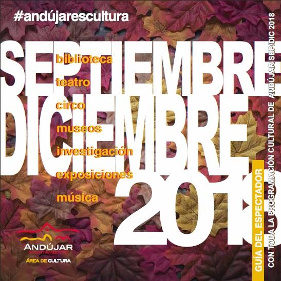 Agenda cultural Andújar