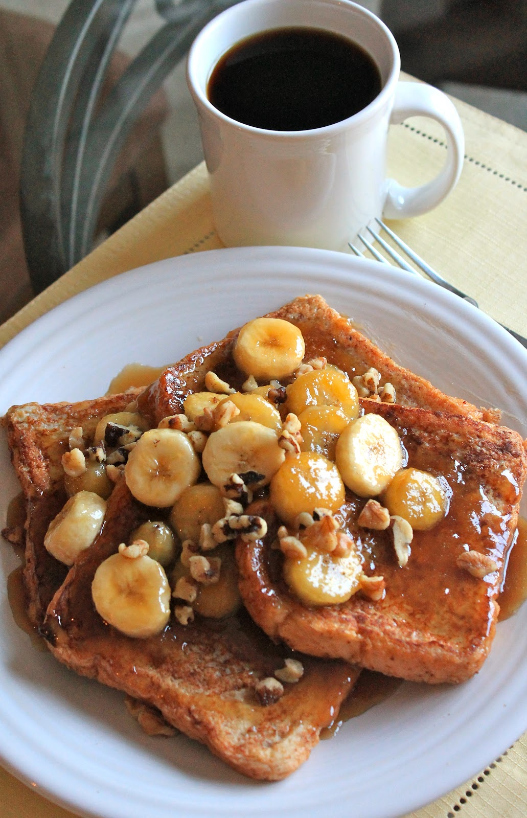 The Cultural Dish: Bananas Foster French Toast