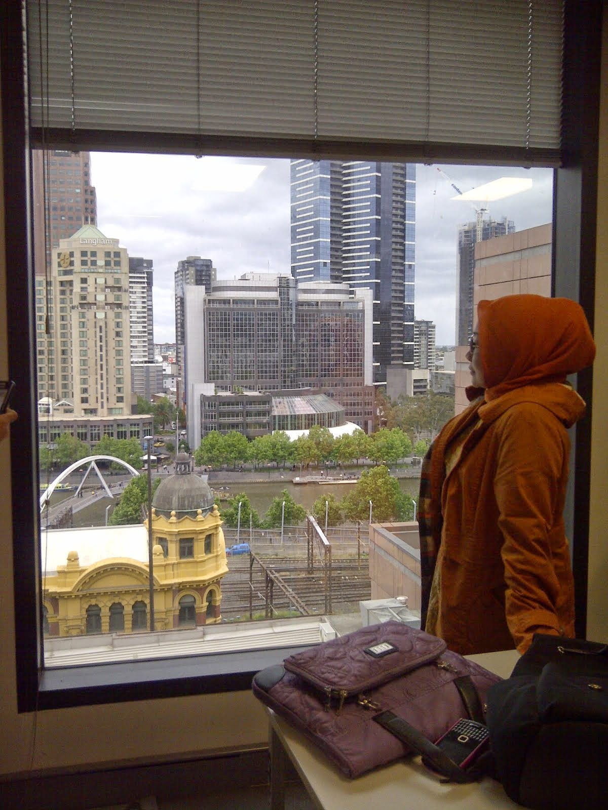 Once Upon Time in Melbourne