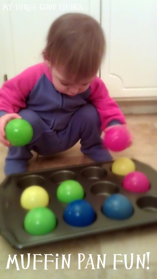 18 Month Old Toys For A Ball : My three good things toddler activities months old