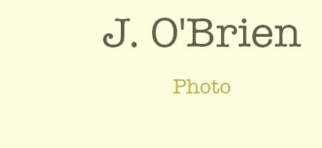 J. O'Brien Photo