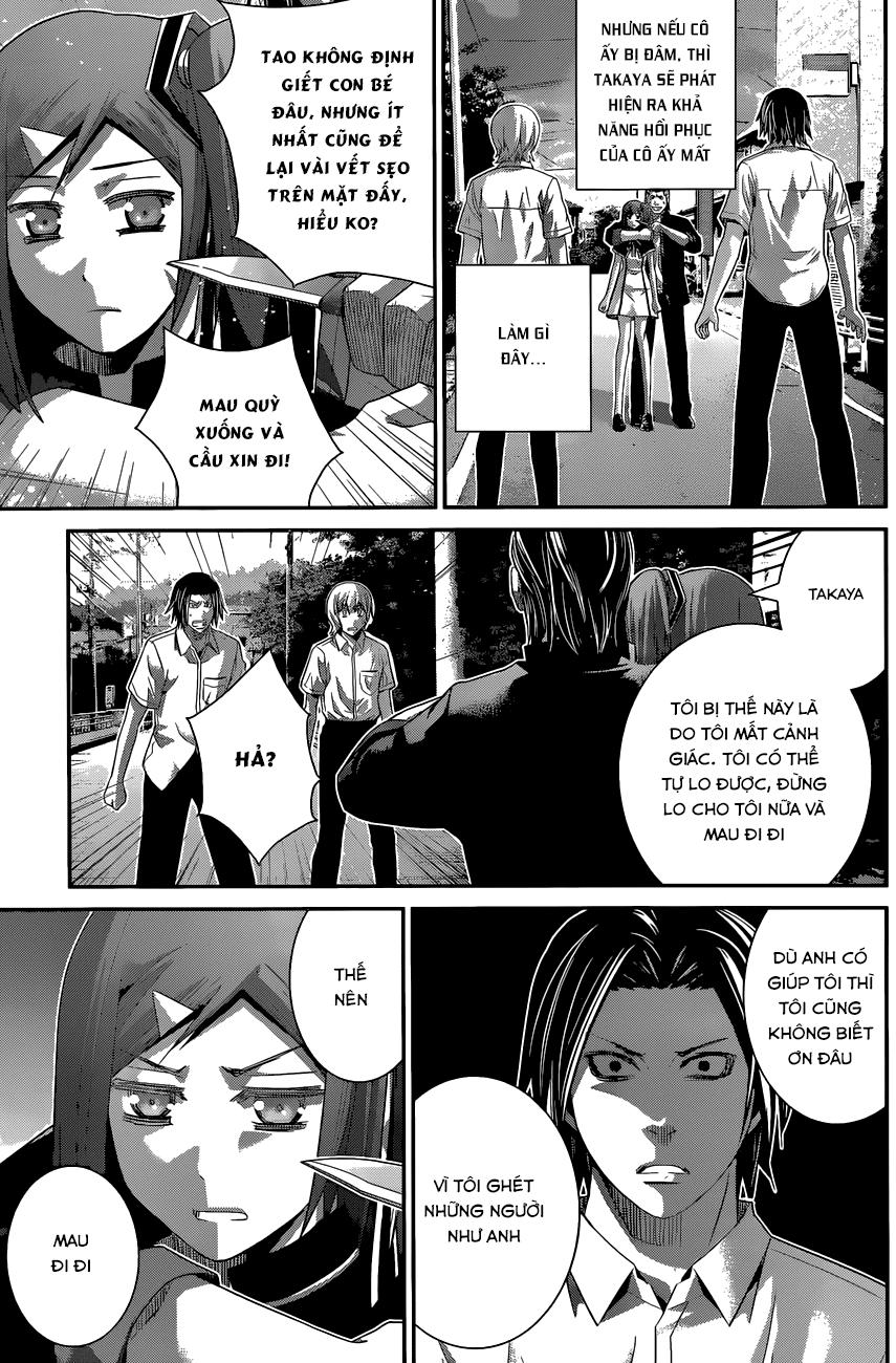 Gokukoku no Brynhildr Chap 118 - Trang 17