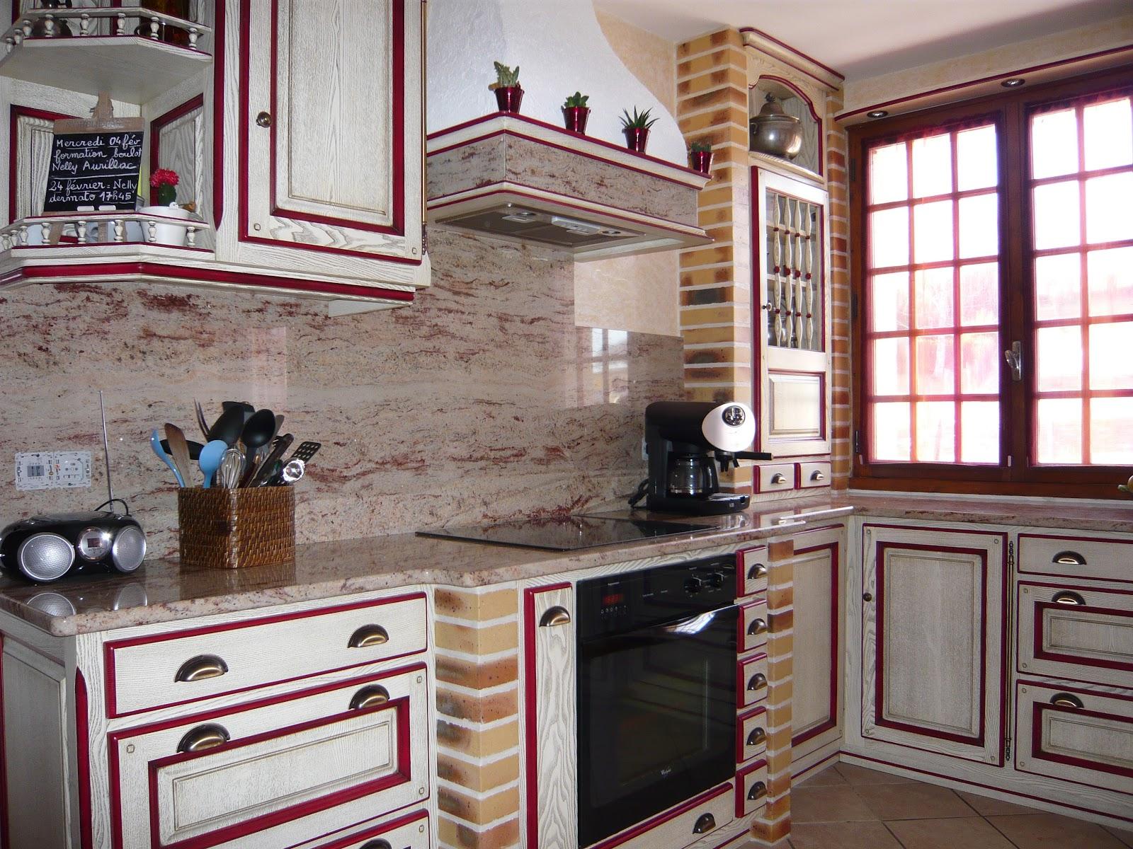 Artisan fabricant de cuisine Cantal Auvergne Cuisiniste