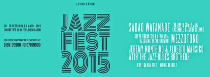 JB Jazz Festival 2015