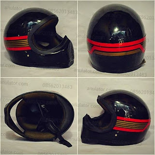 Helm cakil kondisi NOS