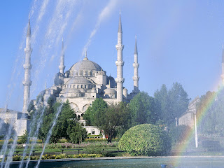 Blue Mosque, Istanbul, Turkey Beautiful Wallpapers