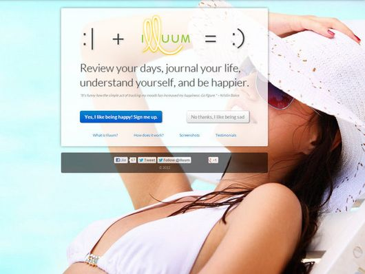 8 Website Terkenal yang Bisa Membuat Kamu Bahagia: Illuum