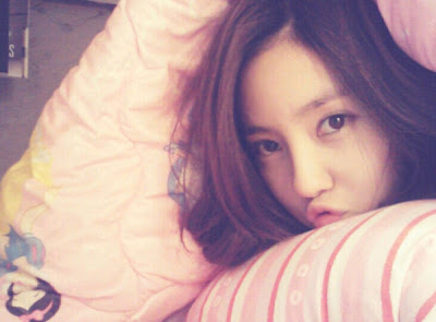 t-ara hyomin goodnight