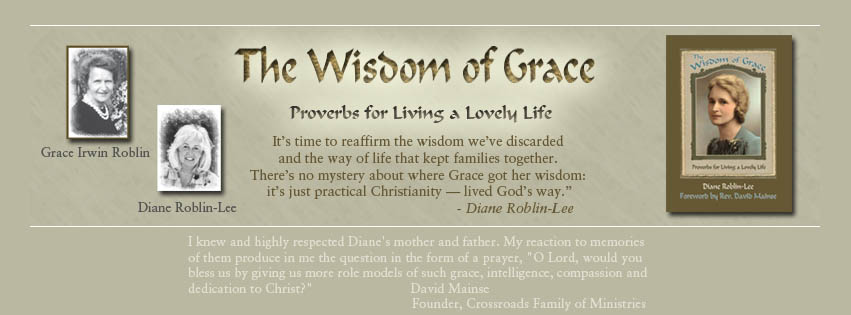 The Wisdom of Grace