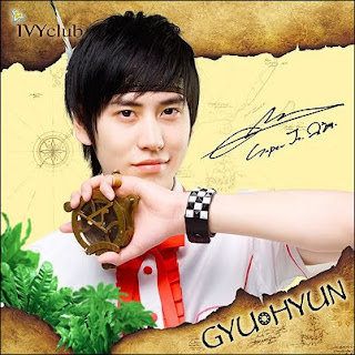 Cho KyuHyun &#8211; KyuHyun Super Junior