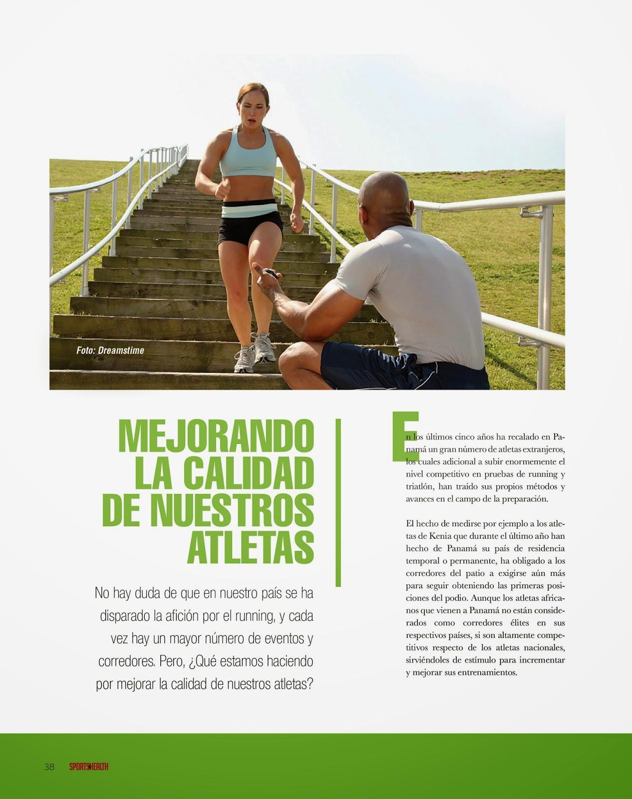 Running en Panama