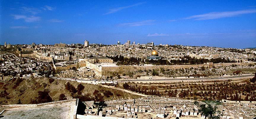 Paus Sebut Tiga Hal Penghambat Perdamaian di Yerusalem