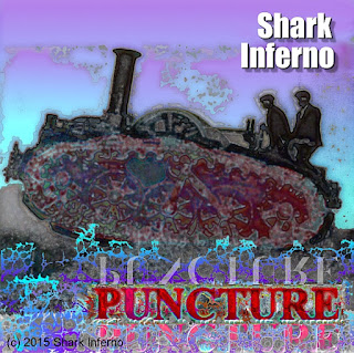 SHARK INFERNO : Puncture
