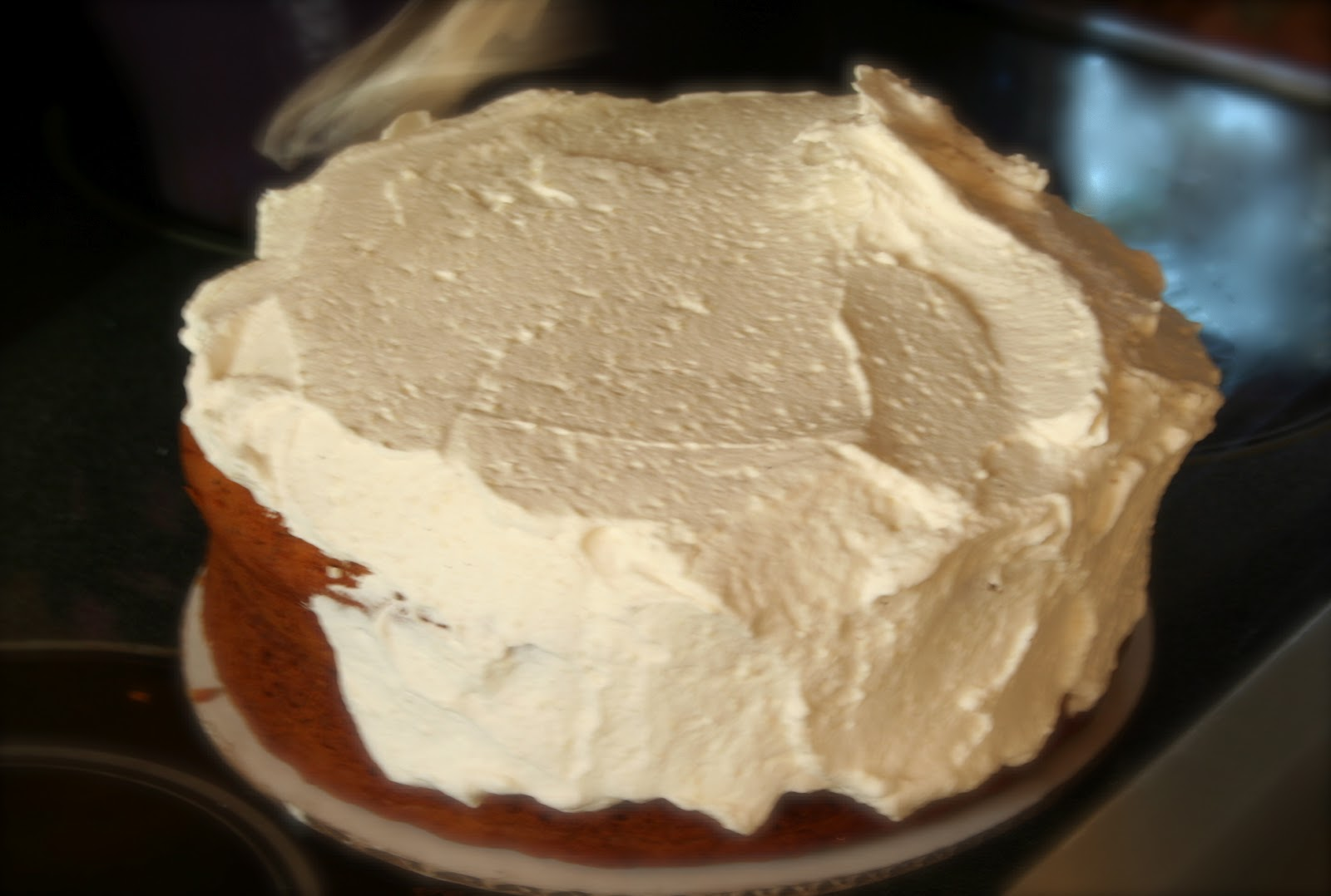 A Full Life Celebration Cannoli Cake