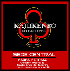 KAJUKENBO - SEDE CENTRAL (HEADQUARTERS)