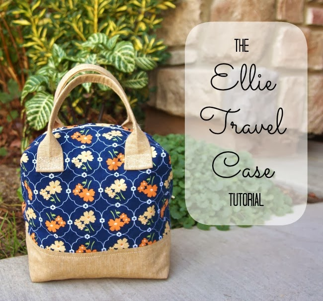 Ellie Travel Case Tutorial