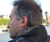 serpiente cuello