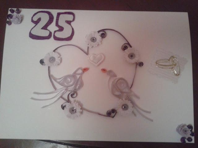 25 rocznica ślubu