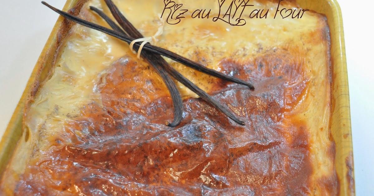 De tambouille en barbouille riz au lait au four - Peut on donner du riz cuit aux oiseaux ...