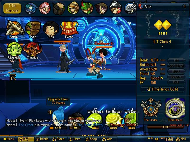 Bagi Heroess yang mau mendownload Cheat Lost Saga LS 27 April 2012