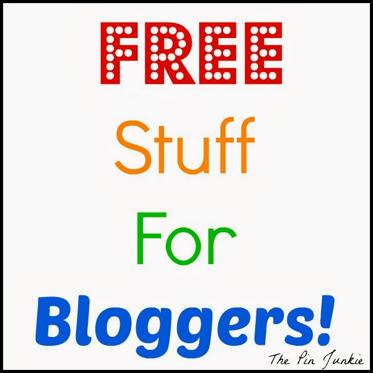 free stuff for bloggers