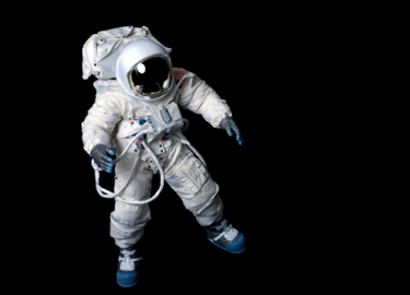 ScienceLet: Astronauts float not because there is no gravity