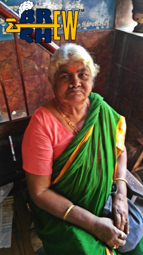 Reddamma Mess Tirupati Review, Real Reddamma Photo