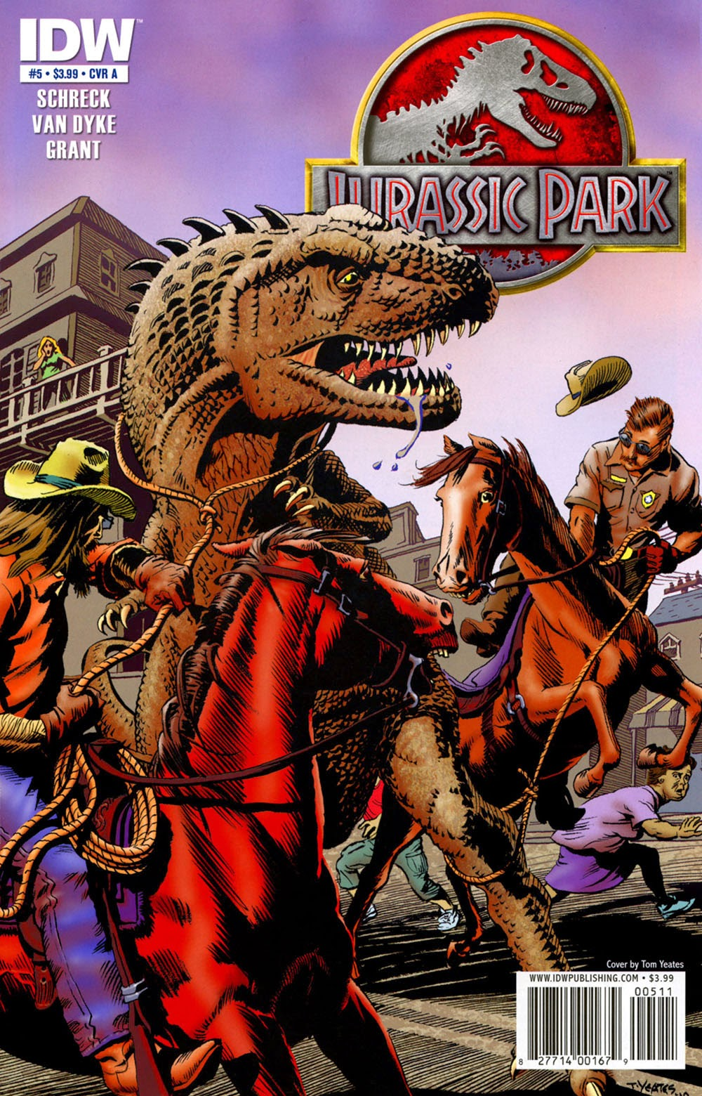 read jurassic park comics online free