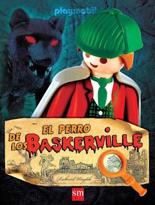 LIBRO - Playmobil : El perro de los Baskerville   (Edicion SM - 14 Octubre 2015)   Comprar en Amazon España
