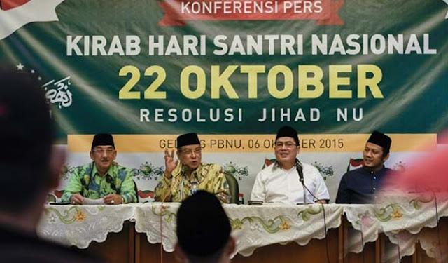 50 Ribu Santri Banten Siap Rayakan Hari Santri Nasional
