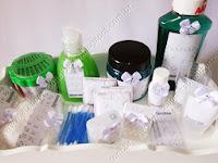 kit banheiro para casamento