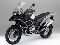 Gambar Motor 2013 BMW R1200GS Adventure Triple Black - 2