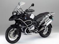 Gambar Motor 2013 BMW R1200GS Adventure Triple Black - 2