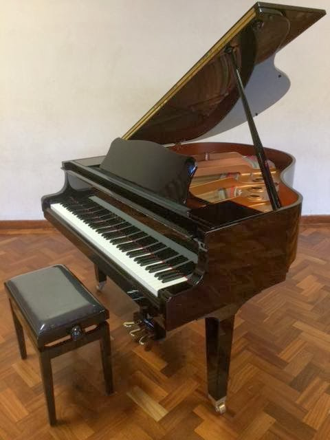 The piano gallery pianos for sale for Price of a yamaha baby grand piano