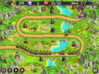 Royal Defense PC Game