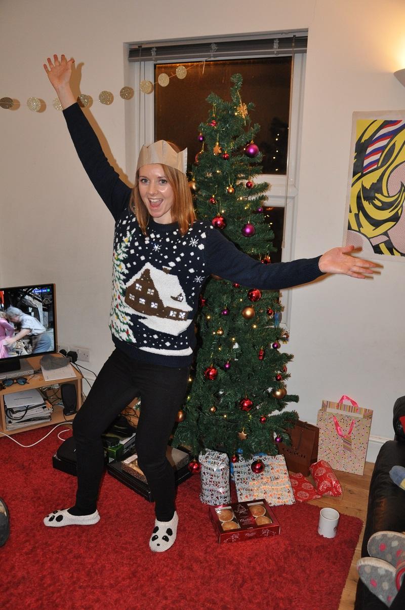Tragic Christmas Jumper alert