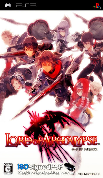 [Aporte] Lord of Apocalypse [FULL|ISO|JAP]