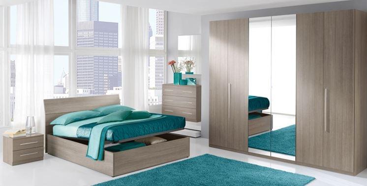 Arredo a modo mio camere da letto complete moderne da - Camera da letto rovere ...