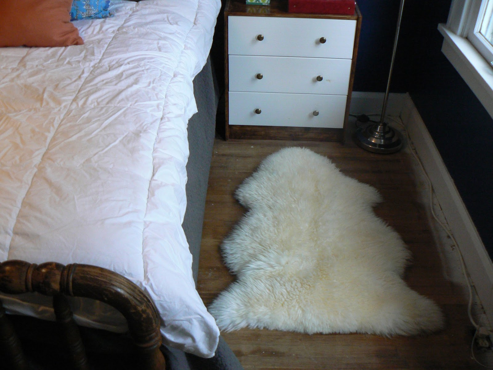 How To Clean A Sheepskin Rug