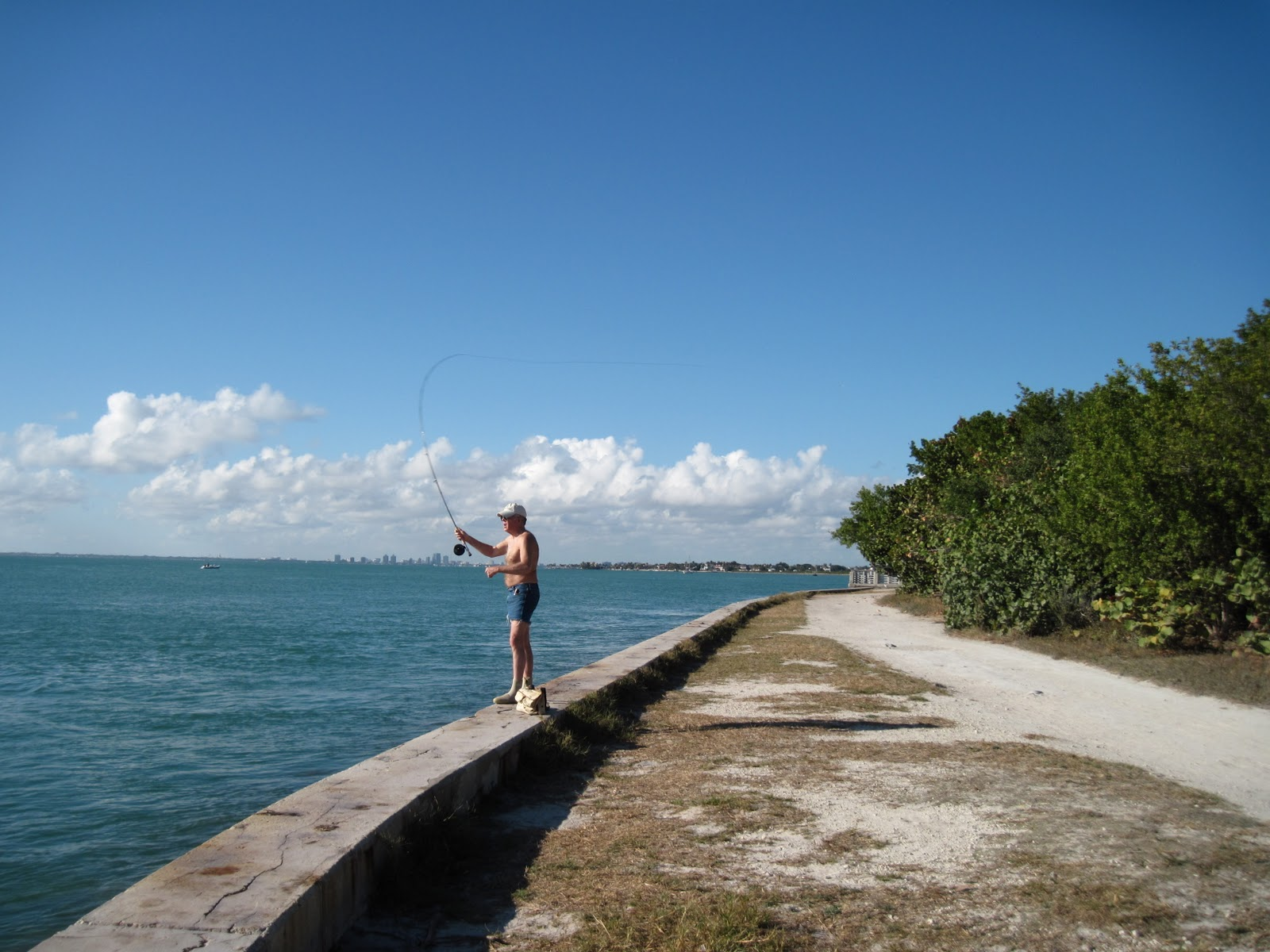 sagerange jay fishing key biscayne