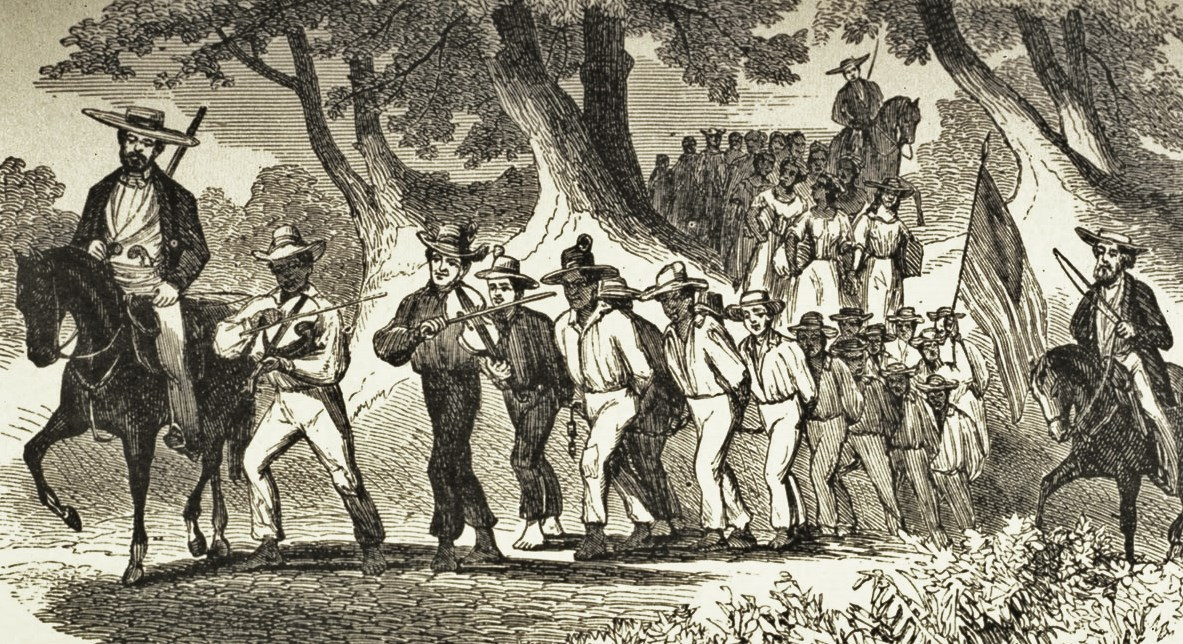 account of the slavery in american history Facts, information and articles about slavery in america, one of the causes of the civil war slavery in america summary: slavery in america began in the early 17th.